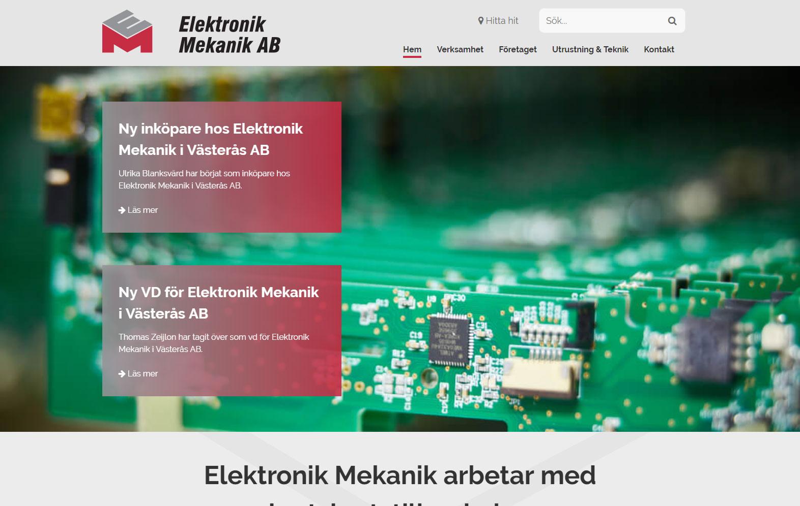 Elektronik Mekanik