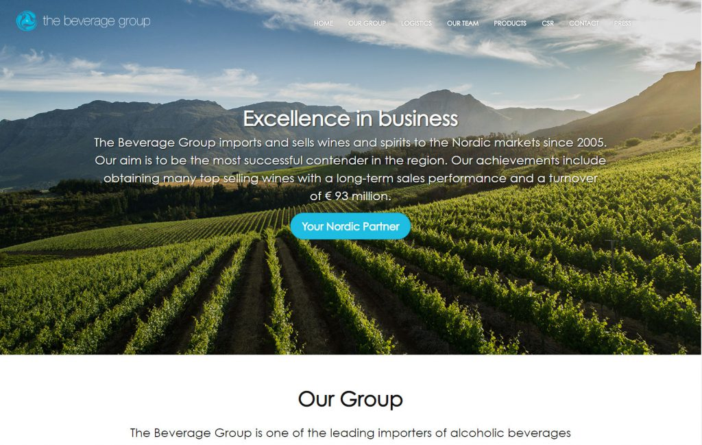 The Beverage Group