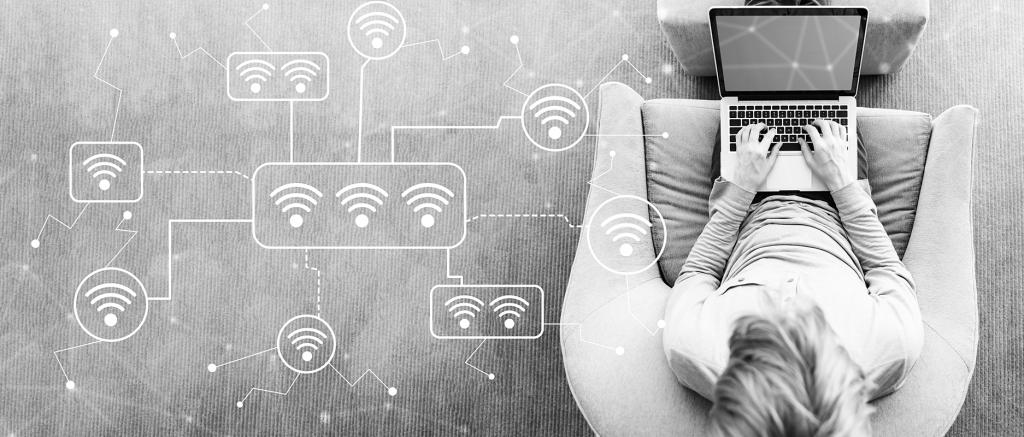 WiFi-nät till fastigheter