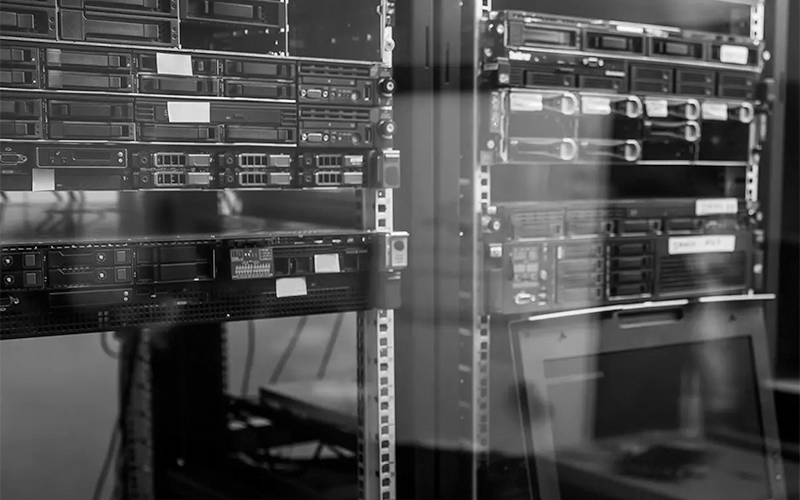 Serverhallar i Västerås